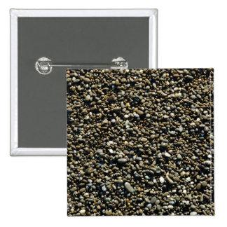 Finalmente textura de la playa de Pebbled Pins