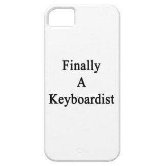Finalmente un teclista iPhone 5 Case-Mate cárcasa