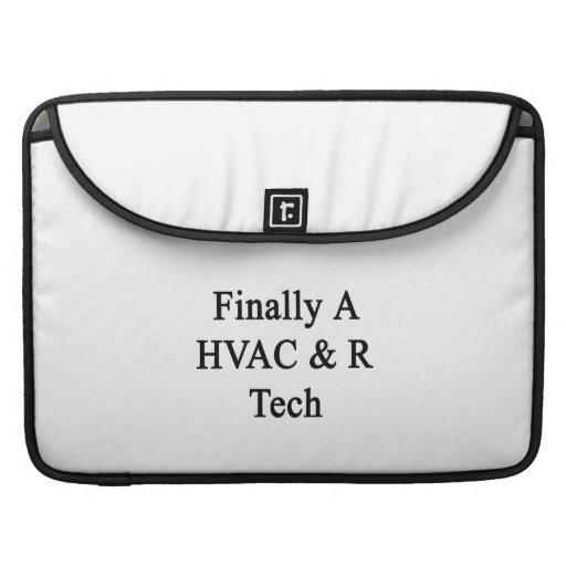 Finalmente una tecnología de la HVAC R Funda Para Macbooks
