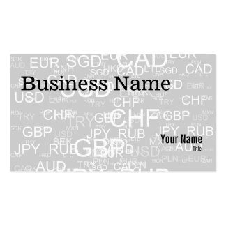 Abbreviation business cards templates zazzle for Business card abbreviations