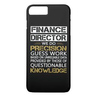 FINANCE DIRECTOR iPhone 8 PLUS/7 PLUS CASE