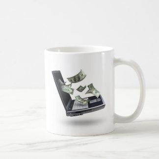 Finances Classic White Coffee Mug