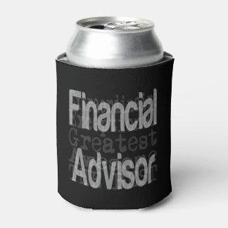 Financial Advisor Extraordinaire Can Cooler