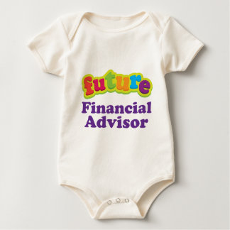 Financial Advisor (Future) Infant Baby T-Shirt