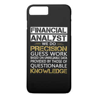 FINANCIAL ANALYST iPhone 8 PLUS/7 PLUS CASE