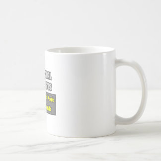 Financial Analysts ... Smarter Coffee Mug