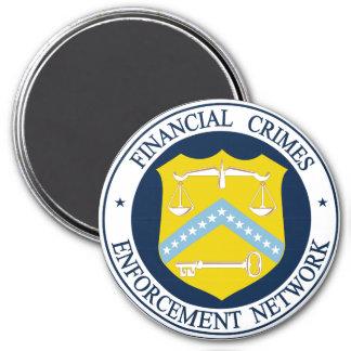 Financial Crimes Enforcement Network Magnet