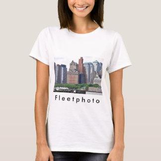Financial District-Lower Manhattan T-Shirt