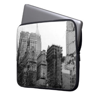 Financial District New York City Computer Sleeve