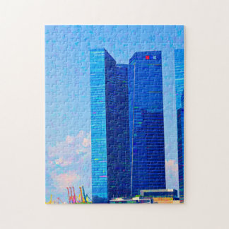 Financial district of Singapore Puzzle
