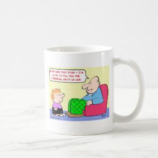 financial facts of life coffee mug