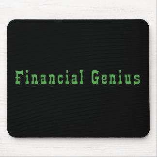 Financial Genius Mouse Pad