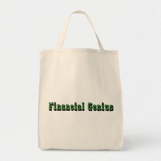 Financial Genius Tote Bag