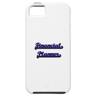 Financial Planner Classic Job Design iPhone 5 Covers