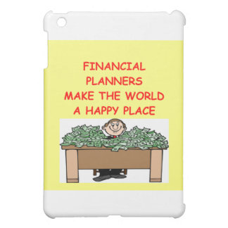 (financial planner cover for the iPad mini