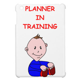 financial planner iPad mini case