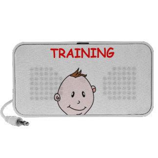 financial planner portable speaker