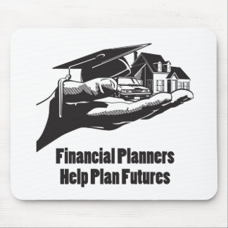 Financial Planners Help Plan Futures Mouse Pad