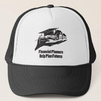 Financial Planners Help Plan Futures Trucker Hat
