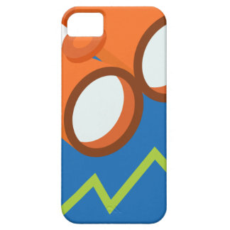 Financial Report Forecast Icon iPhone 5 Cover