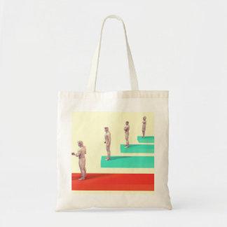 Financial Services or Fintech Company as Concept Tote Bag