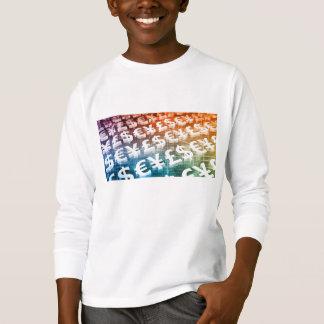 Financial System or a Software Computer Program T-Shirt