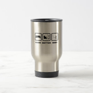 Financial Trader Travel Mug