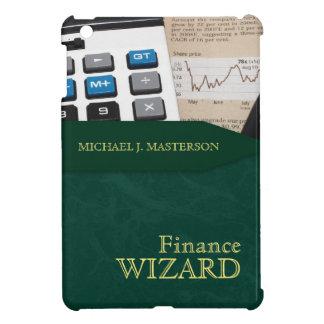 Financial Wizard - Accountant iPad Mini Case
