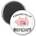 Financially Distressed Magnets