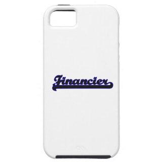 Financier Classic Job Design iPhone 5 Cover
