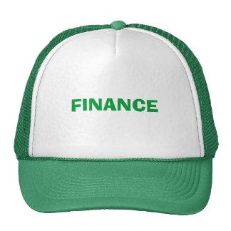 Finanzas Gorros Bordados