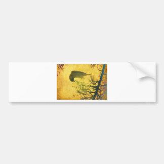 Finch Antiqued Gifts Bumper Sticker
