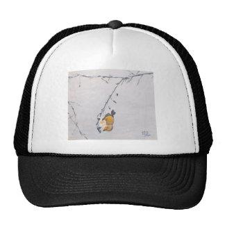 Finch in Winter Trucker Hat