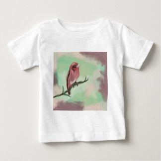 Finch Rose Baby T-Shirt
