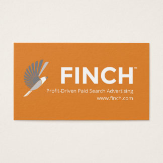 Finch US business cards