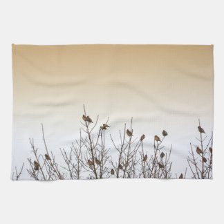 Finches Kitchen Towel