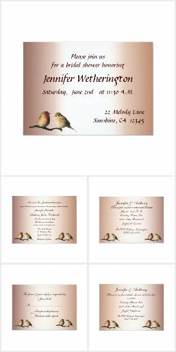 Finches Wedding Supplies