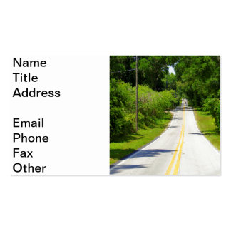 Find A Back Road 2 Double-Sided Standard Business Cards (Pack Of 100)