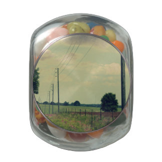 Find A Back Road Jelly Belly Candy Jars