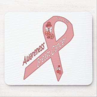 Find a Cure - Breast Cancer Awareness Mouse Pad