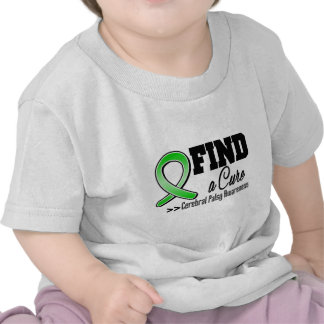 Find a Cure Cerebral Palsy Awareness Shirts