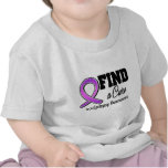 Find a Cure Epilepsy Awareness T Shirt