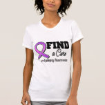 Find a Cure Epilepsy Awareness T Shirts
