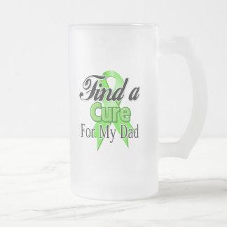Find a Cure For My Dad - Lymphoma Coffee Mug