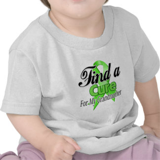 Find a Cure For My Grandmother - Lymphoma T Shirts