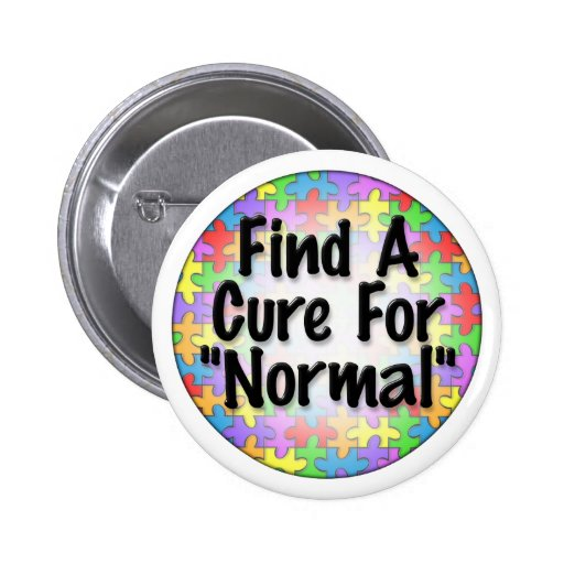 Find A Cure For Normal Button