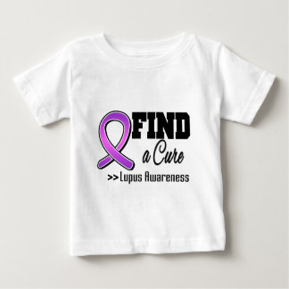 Find a Cure Lupus Awareness Infant T-shirt