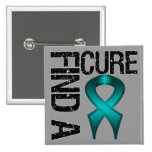 FIND A CURE Ovarian Cancer Pins