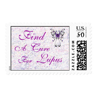 Find a cure postage