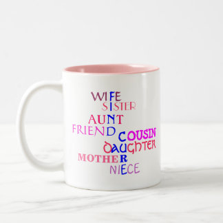 Find A Cure Two-Tone Coffee Mug